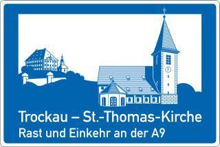 Logo der Autobahnkirche